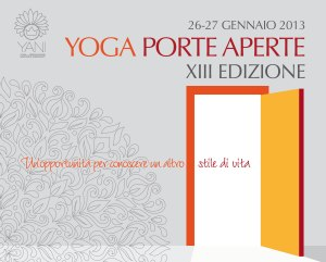 Yoga Porte Aperte 2013