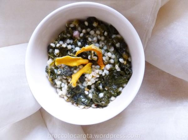 zuppa sorgo spinaci limone 1